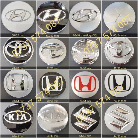 Capace jante aliaj Hyundai KIA Toyota Honda Mitsubishi Suzuki