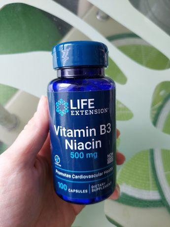 Витамин В3 никотинка