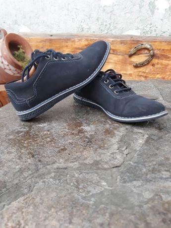 Vand pantofi băieți piele întoarsă Heroway, mărimea 28