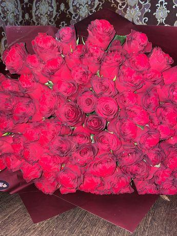 Продам розы 101