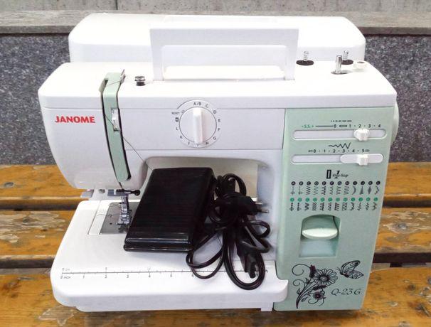 Швейная машина Janome Q23G
