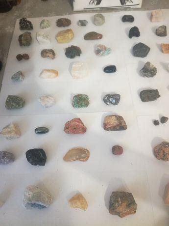 Полудрагоценные камни, минералы, друза