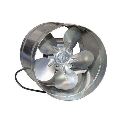 Вентилятор канальный осевой