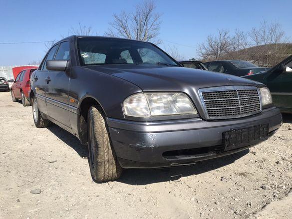 Mercedes w202 C180 1998 НА ЧАСТИ