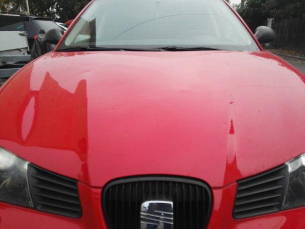 Capota motor Seat Ibiza 6L1