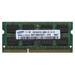 Memorit Samsung Apple DD3 RAM 2GB