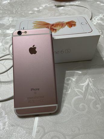 Айфон 6 s.Продаю в связи с покупкой нового