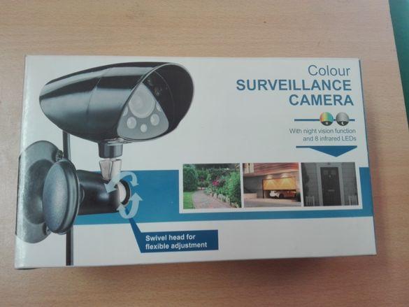 Цветна наблюдателна камера!