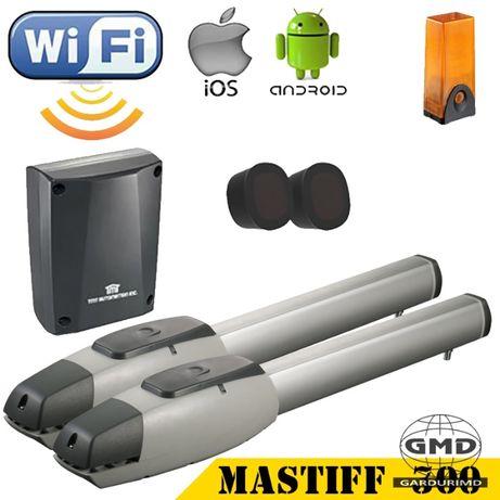 Automatizare porti batante MASTIFF 300 WI-FI