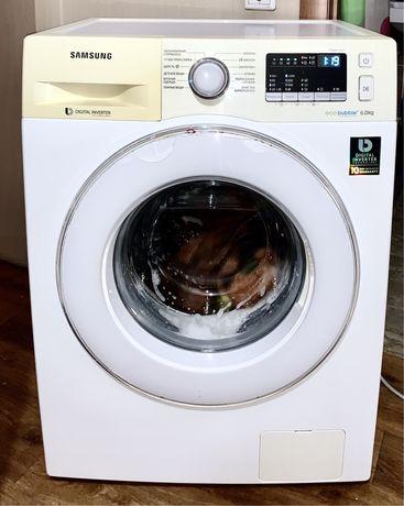 Продам стиральную машину Samsung 6 кг