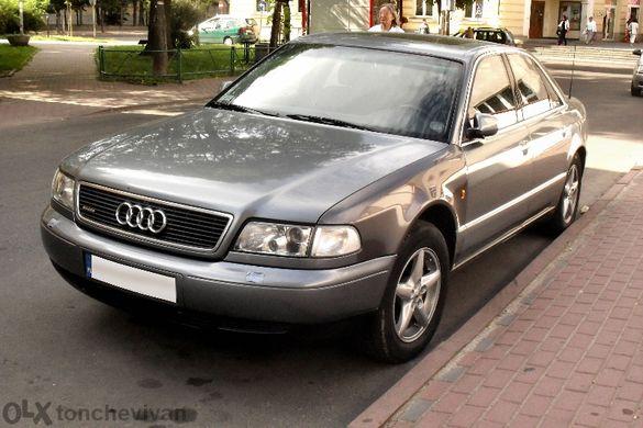 На Части Audi A8 2.5tdi 4x4 Автомат tiptronic Quattro Кожа