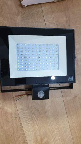 Proiector led smd 100w cu senzor de prezenta si crepuscular (