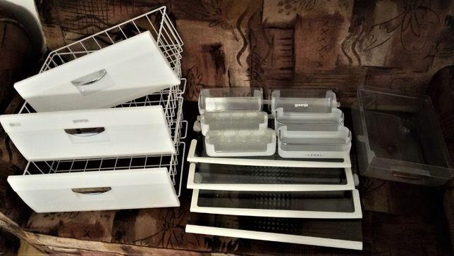 Polite si sertare combina frigorifica Gorenje K337/2CLA