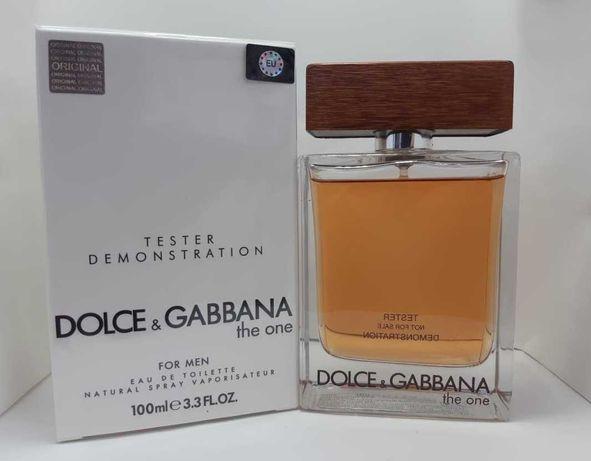 Мужской парфюм Dolce&Gabbana The One For Men 100ml