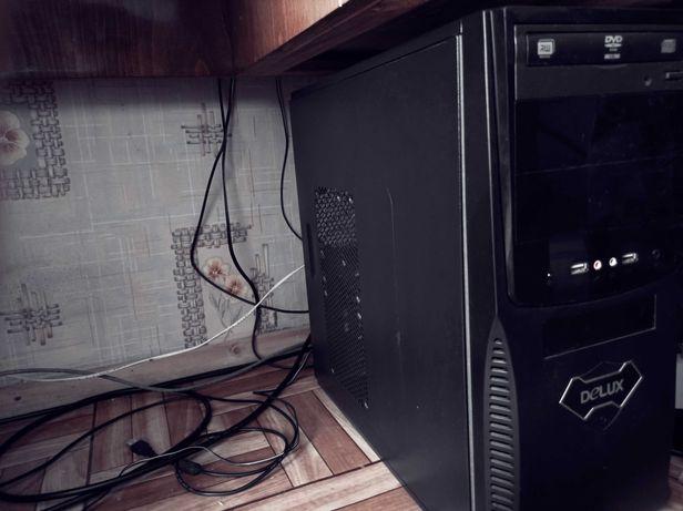 Игровой системный блок : i5 6400 / 8 Gb DDR4 HyperX 3200 / GTX 750Ti