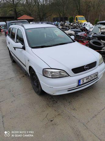 Opel Astra 1.6 бензин на части