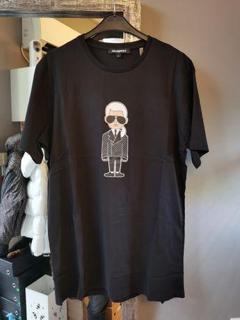 Нова мъжка тениска Karl Lagerfeld S M XL