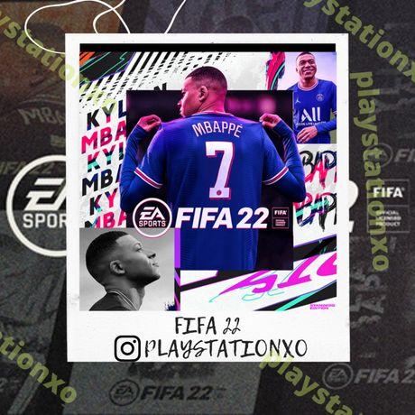 FIFA22 Запись Игр PlayStation 4/5 PS4   PS5 фифа22 пс4   пс5