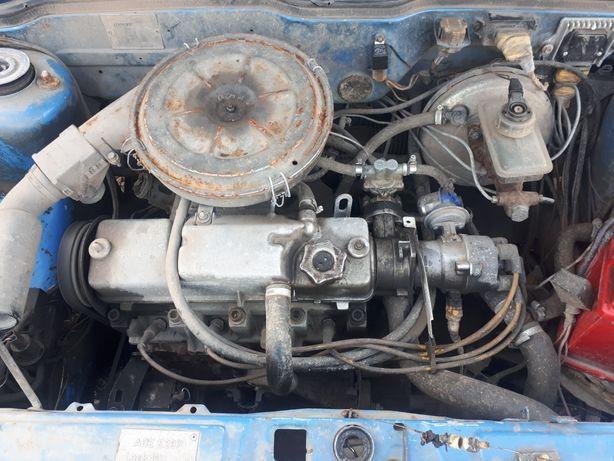 продам двигатель, кпп на ВАЗ 09, 099
