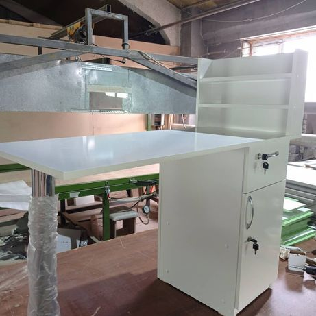 Маникюрный стол трансформер есть доставка в Рудный Без замков 21000