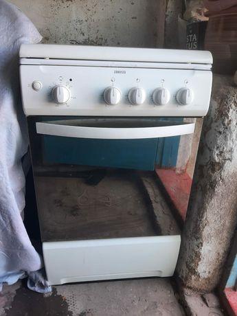газовый пллита с духовка