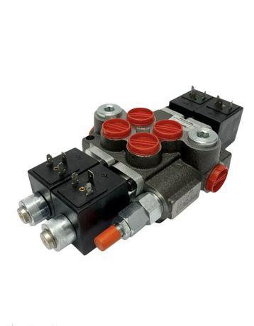 Distribuitor hidraulic electric,incarcator frontal,presa,taf,macara