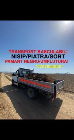 Nisip/balast/piatra/pamant/Moloz/Marfa/Transport/balast/materiale