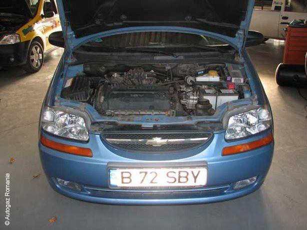 Instalatie gpl pentru Chevrolet