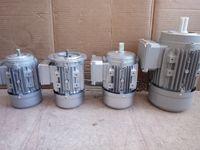 трифазни и монофазни електродвигатели от Италия