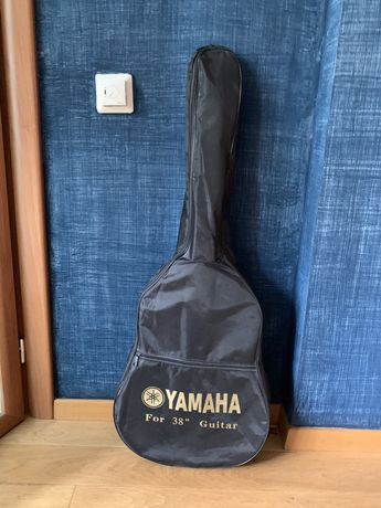 Гитара совершенно новая