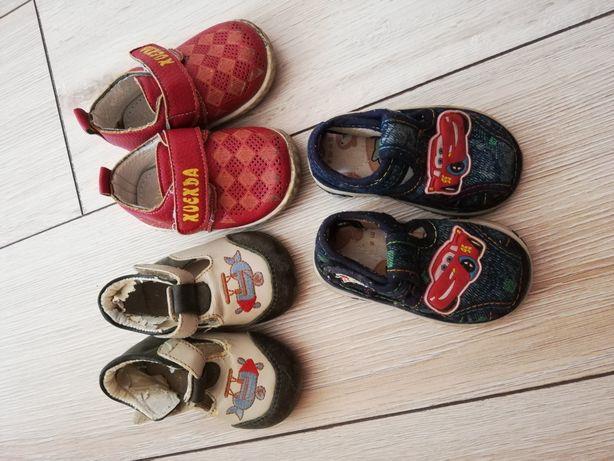 Детская обувь размер 13,15,18