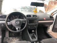 VW Golf VI 1.6TDI Bluemotion Фолксваген Голф 6 '10г 105кс