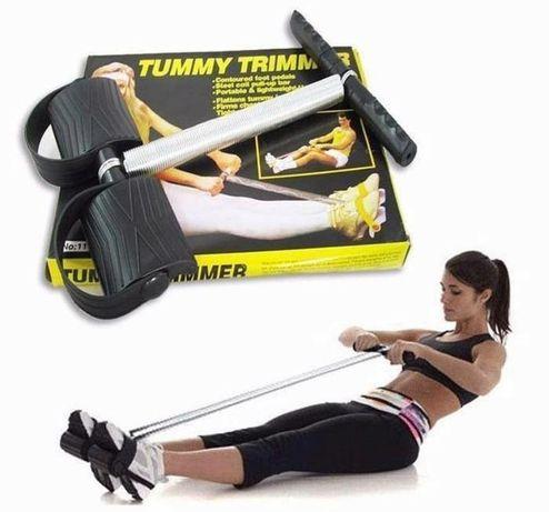 Тренажёр железный для тренировки дома TUMMY TRIMMER