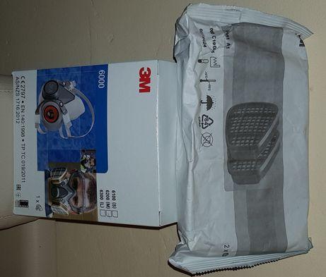 Masca 3M + filtre carbon