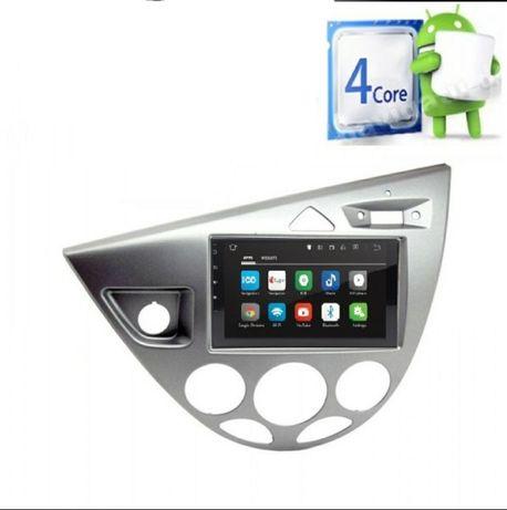 Sistem navigatie Ford Focus 1,Android+ transport+camera+verificare