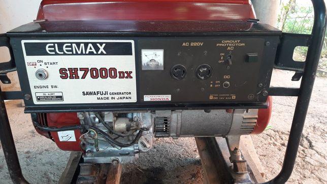 Генератор HONDA Elemax SH7000Dx