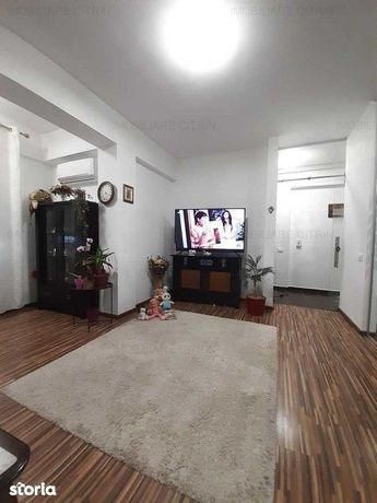 Particular,apartament 2 cam., 77 mp utili,incalzire in pardoseala,loc
