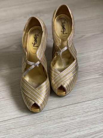 Обувь оригинал Gucci, YSL, Christian Louboutin, Gianmarco Lorenzi