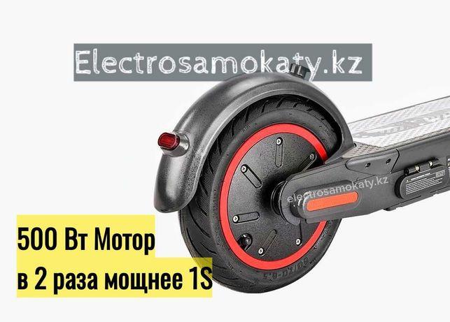 Электросамокат с мощными амортизаторами в г.Нурсултан