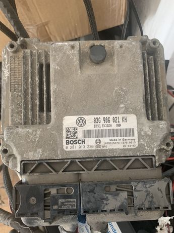 Calculator motor ECU Volkswagen EDC 16 EDC 17 Golf Passat Touran EOS