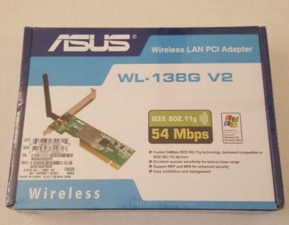 Wifi карта за компютър Asus
