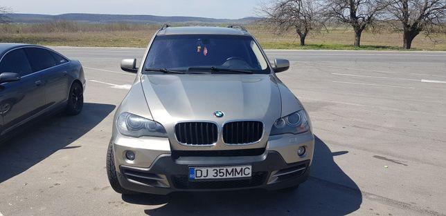 Vând BMW X5 E70 3.0d