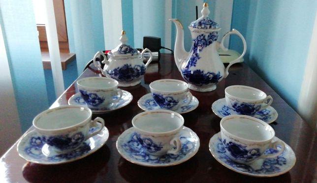 Set de 6 persoane de cafea vintage