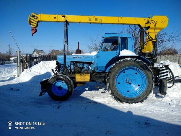 Продам трактор МТЗ -80
