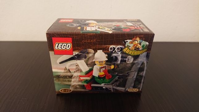 Lego Adventurers - 5904 - Microcopter