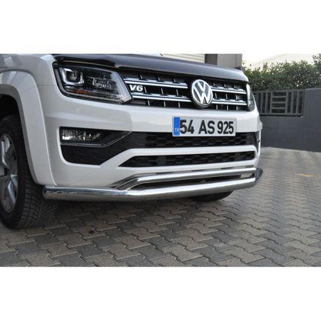 Bullbar Bara protectie fata Volkswagen Amarok 2016-Prezent