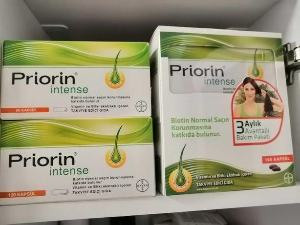 Priorin - capsule pentru par piele și unghii