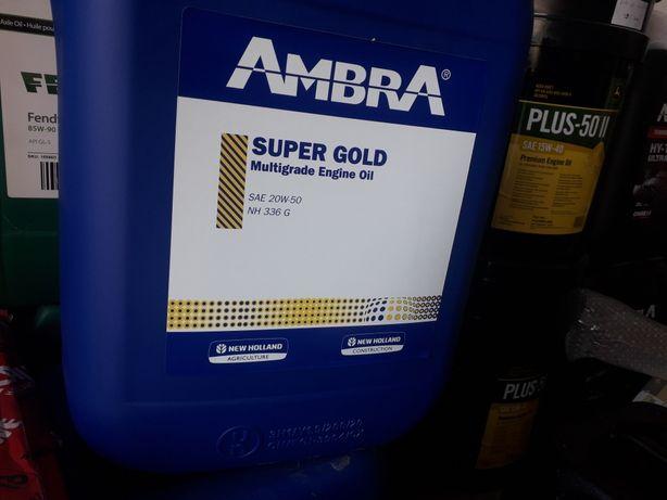 Ulei motor Ambra 20W-50 fiat 780 fiat . Fiat 70-90. 500. 640