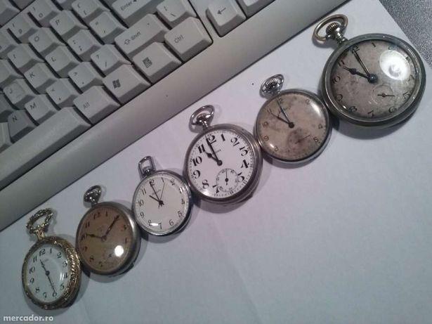 vand ceas / ceasuri de buzunar vechi vintage functional / functionale