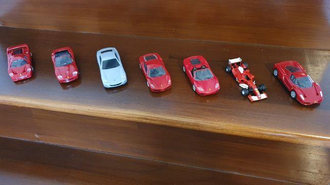 Colectie 7/7 Ferrari V-Power Shell 2005